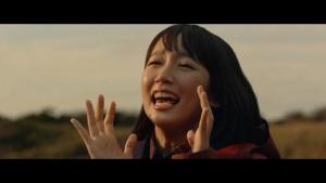 吉岡里帆 Y!mobile「Y!は愛だ 世界の中心でYを叫ぶ」篇0012
