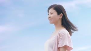 吉高由里子 資生堂 純白専科「純白すっぴん」篇0008