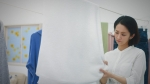 優香 ライオン トップ ハレタ! 「洗濯マウンテン 花粉」篇0003