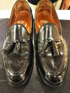 靴磨き基本1