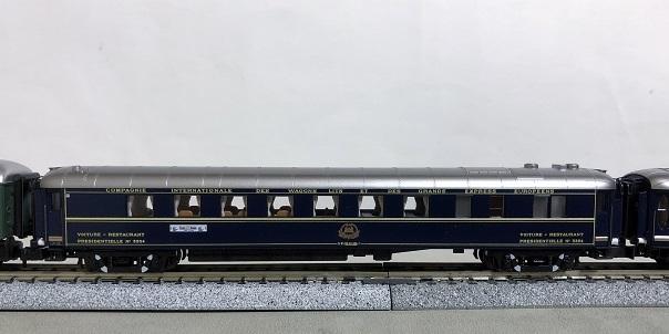 RENFEの客車⑤ (南急行) - 107n08の工作記録