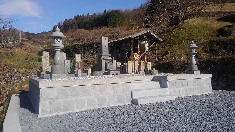 墓石リフォーム