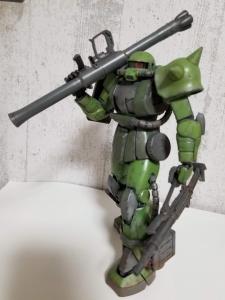 MS-06JC アクションポーズ5