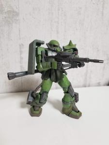 MS-06JC アクションポーズ3