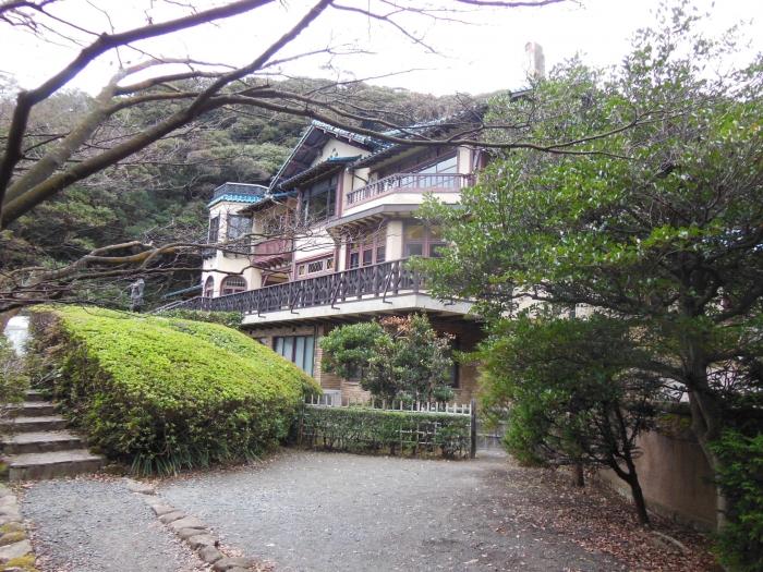 鎌倉・文学館