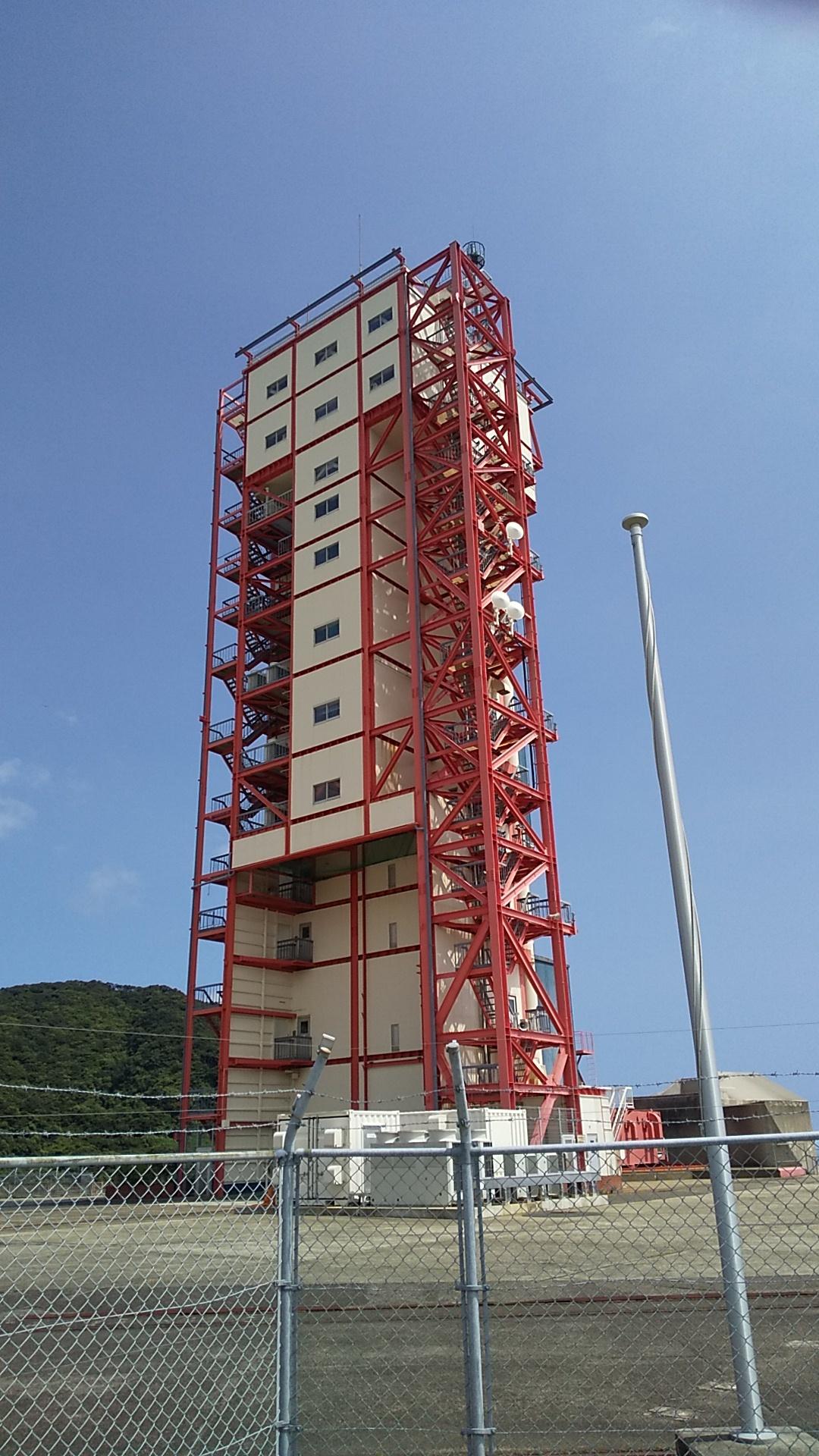 内之浦観測所5