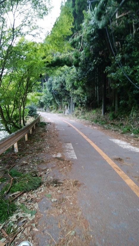 台風被害道路06