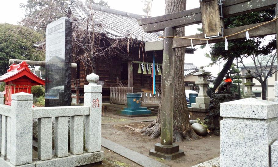 四葉稲荷神社