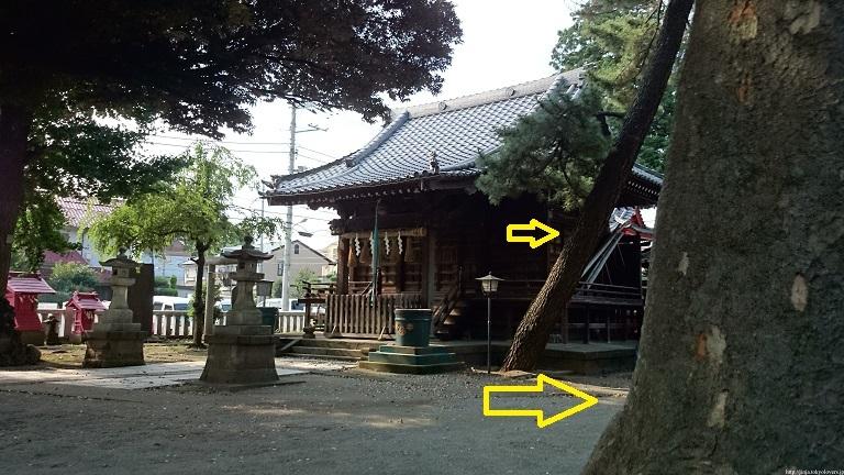 四葉稲荷神社2