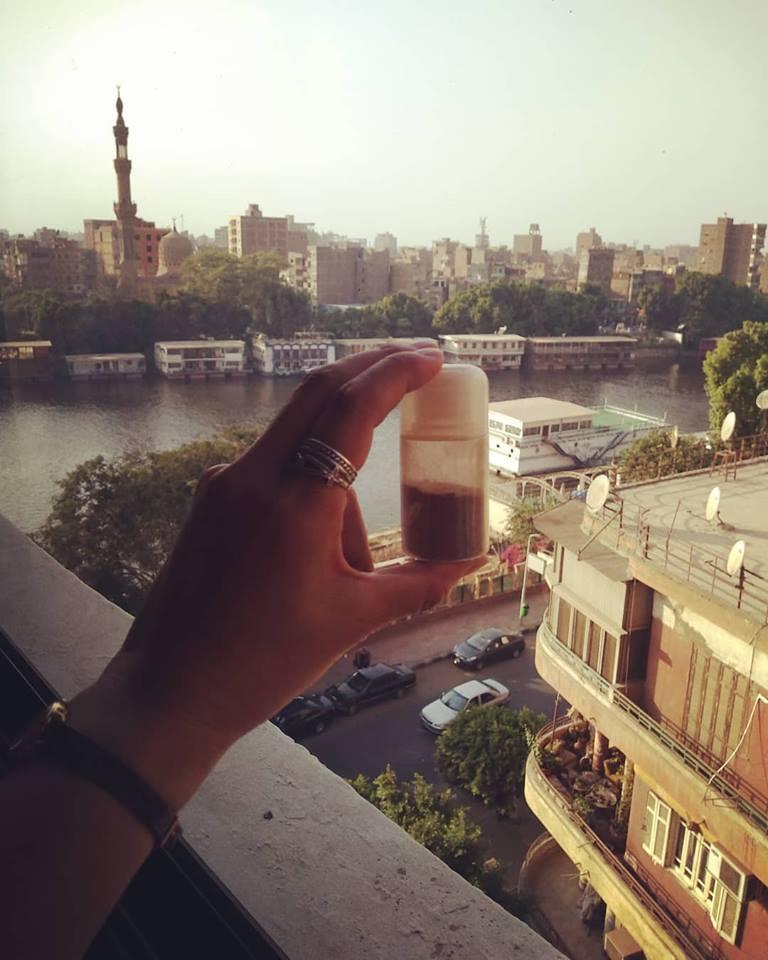 イシス神殿の砂の入った小瓶2