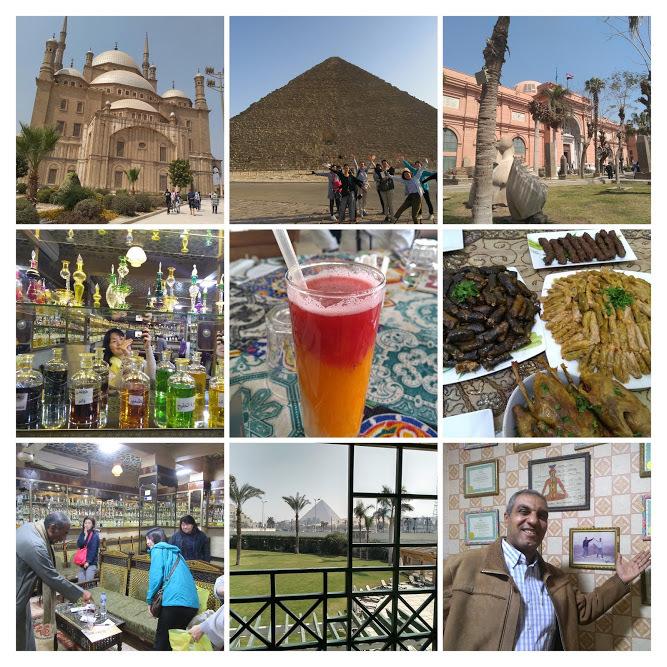 201911 Egypt Tour