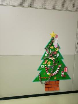 0クリスマスツリー
