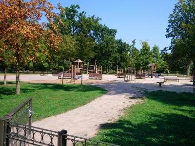 オランジュリー公園
