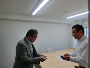 横田様と福宮様です