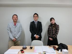 太田様、三上様 ありがとうございました。