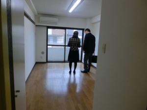 プライベート・オフィスをご案内させて頂きました♪