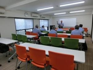神奈川中央警備保障株式会社様の研修が行われました♪