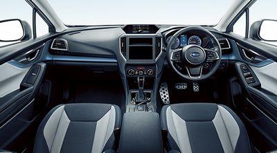 XV cockpit