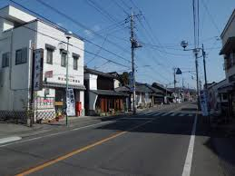 桐生市 本町