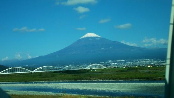 富士山 2018-11-10