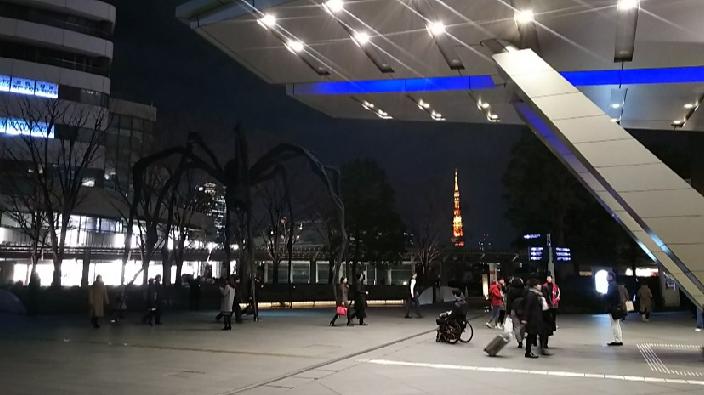 東京タワー新・北斎展