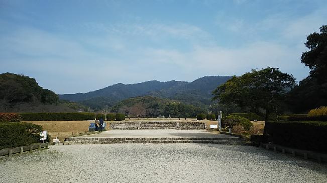 大宰府政庁跡1