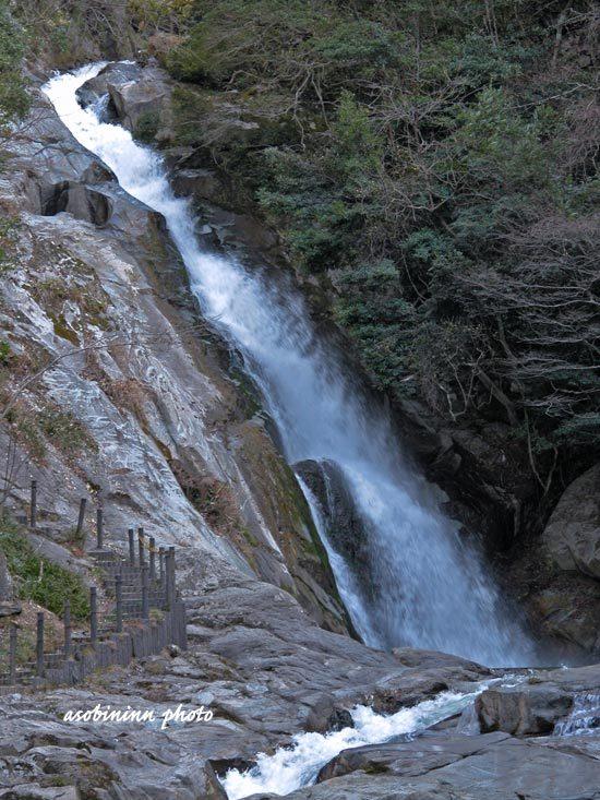 観音の滝ー1