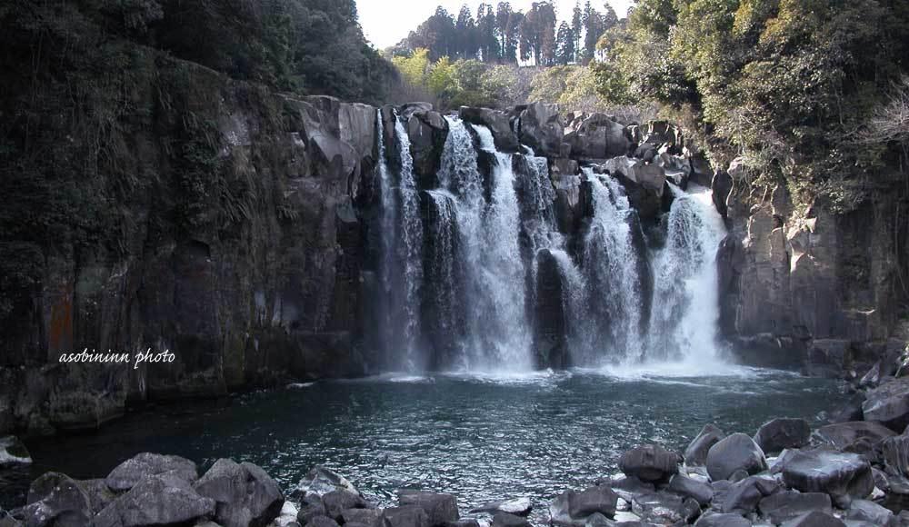 関之尾滝-3
