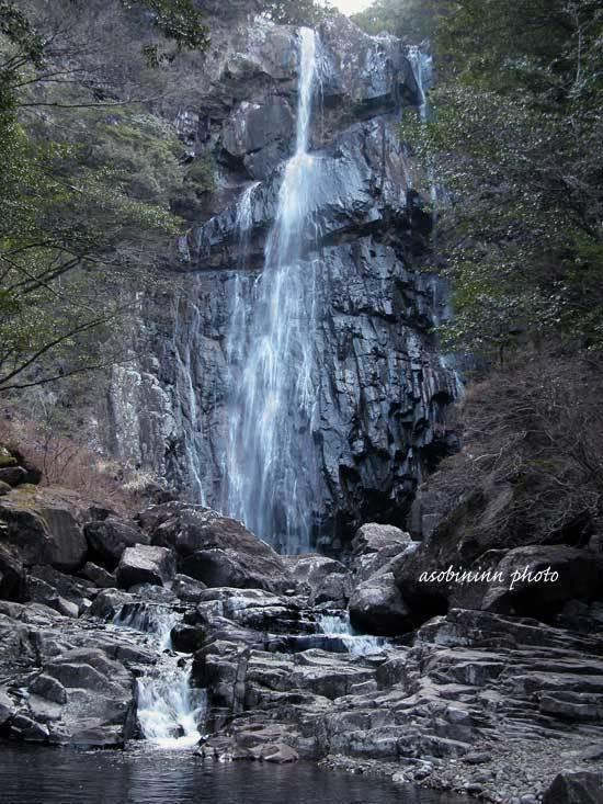 矢研の滝-1