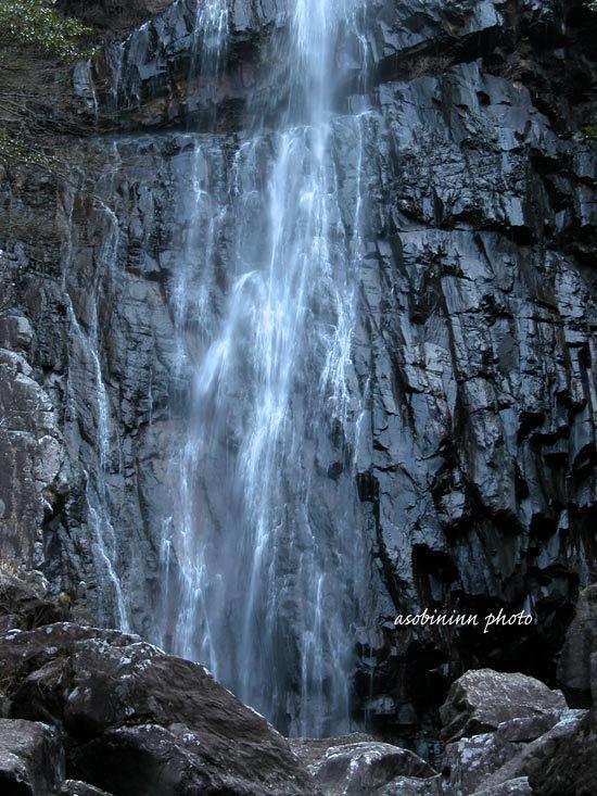 矢研の滝-2