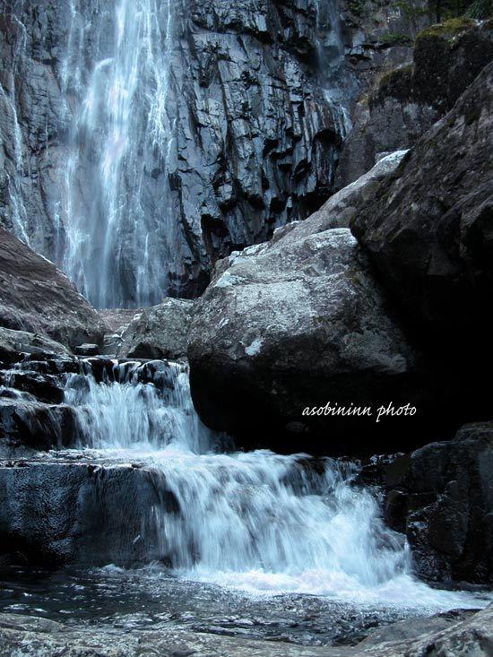 矢研の滝-3