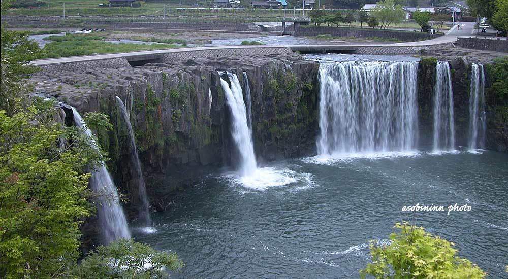 原尻の滝ー5