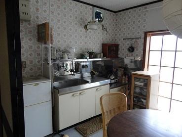 鬼頭宅キッチン