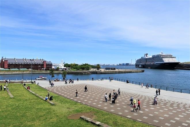 2019横浜港豪華客船来港(H02)