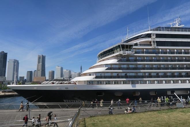 2019横浜港豪華客船来港(H04)