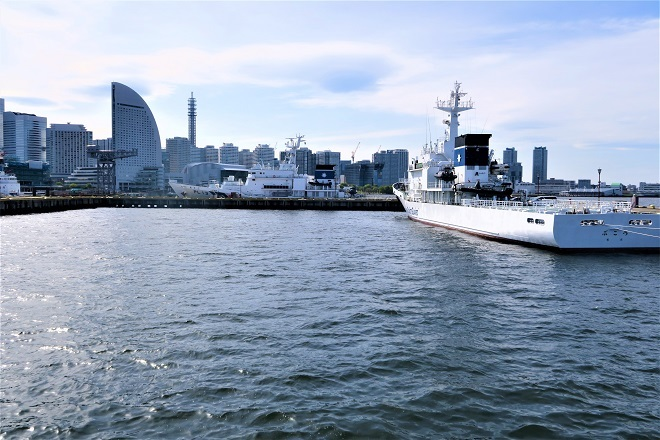 2019横浜港海上保安庁