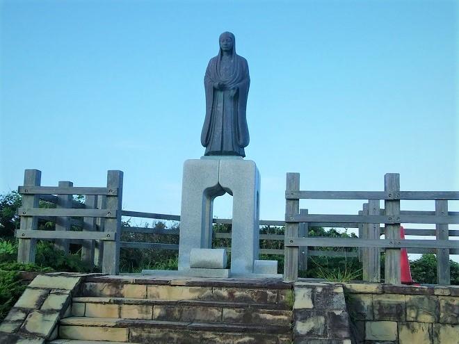 勝浦八幡岬公園でDX10