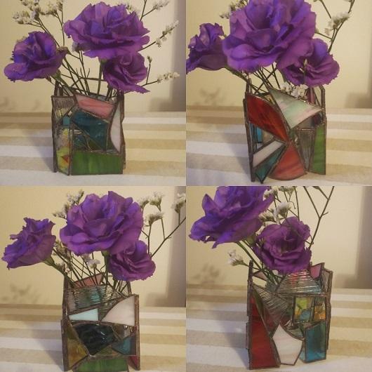 花瓶にもなる