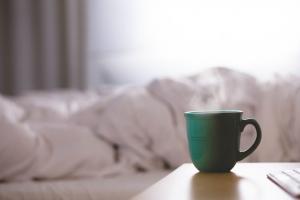 朝のセックス2