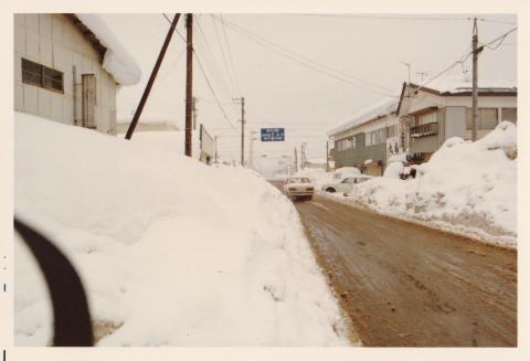 喜多方の大雪