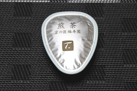 ネスレ福寿園の煎茶