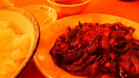 4-茄子味噌炒めKIMG2366