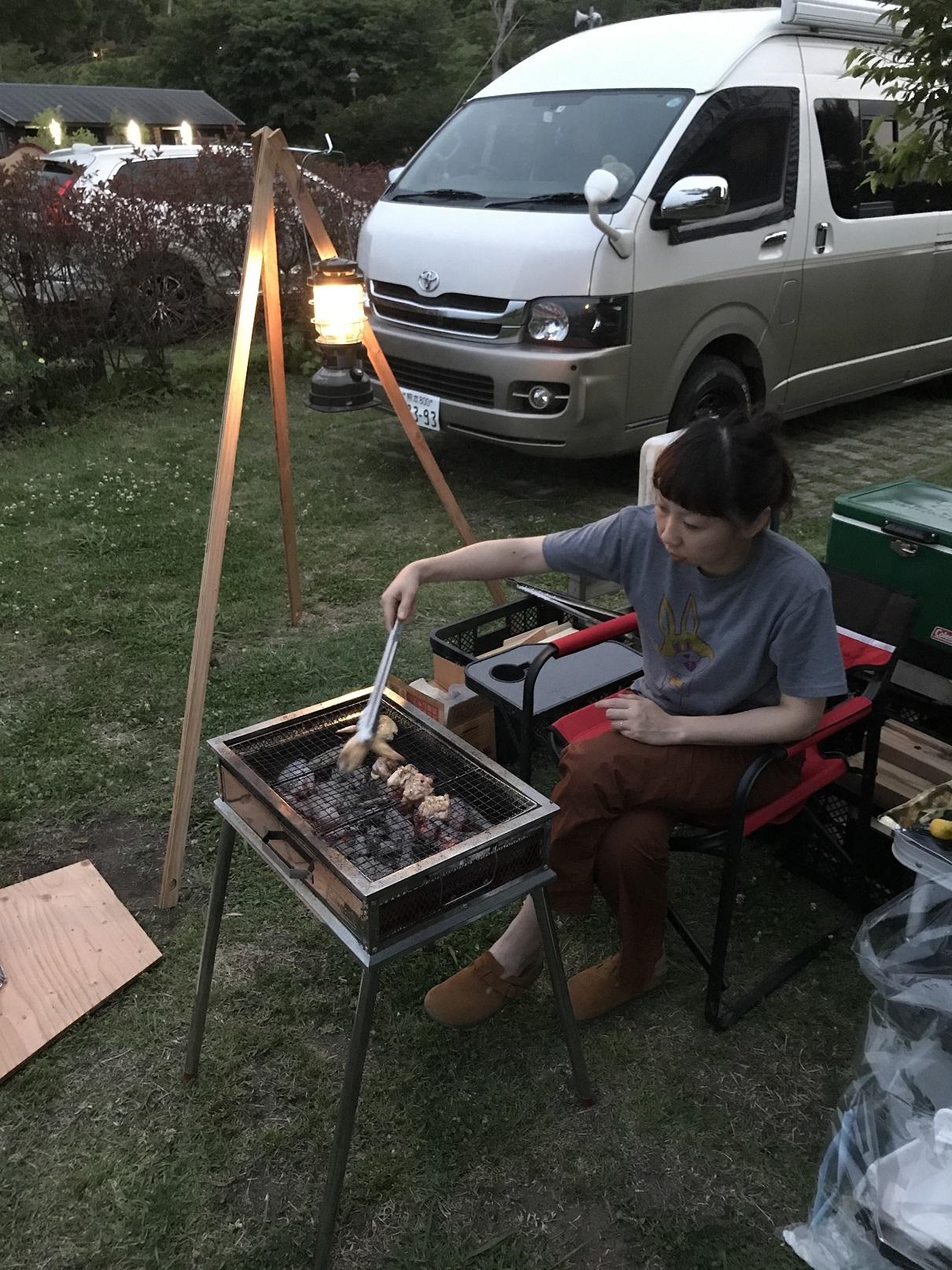 糸ヶ浜キャンプ (2)