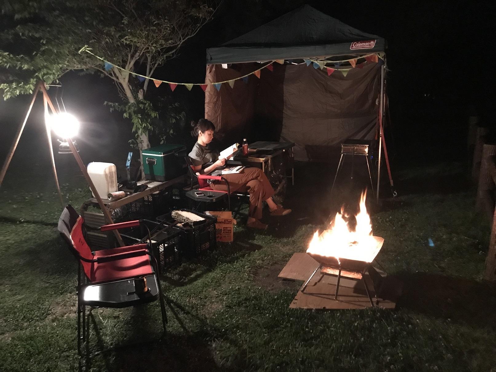 糸ヶ浜キャンプ (3)