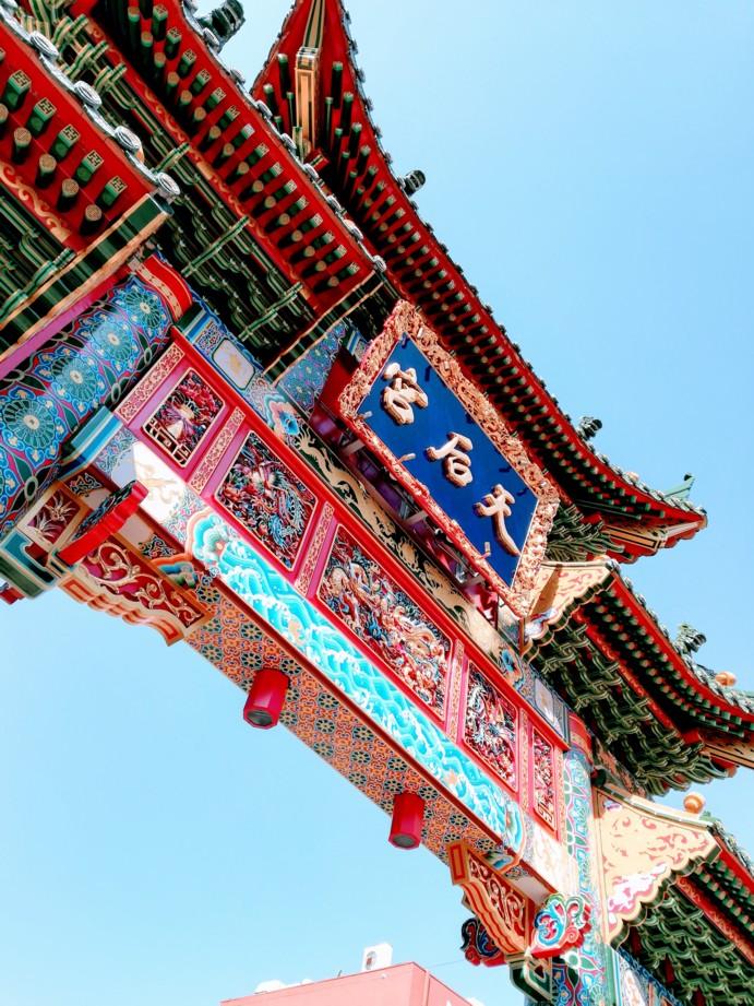 媽祖廟門1