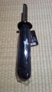 伊賀上野おみやげ 日本サムライ刀傘