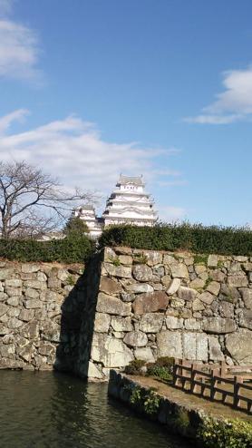 姫路城 遠景