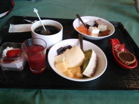 ホテルレオマの森 ランチバイキング デザート