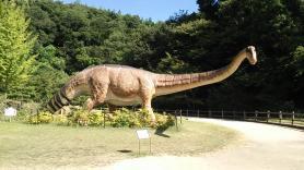 カブトガニ博物館 恐竜公園1