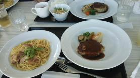 SEAHOUSE ランチ